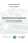 IWD 2015: demonstratie tuinbouwmachines