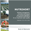 Book of Abstracts - Nutrihort