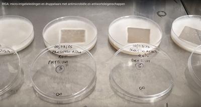 Labotesten om de concentratie antimicrobiële additieven te bepalen