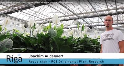 Joachim Audenaert - onderzoeker PCS Destelbergen