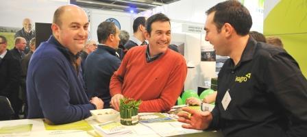Bezoekers op regionale beurzen maken kennis met de CVBB-medewerkers en de algemene werking